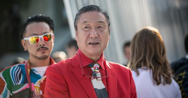 Любопитно Почина известният дизайнер Кансай Ямамото Ямамото си сътрудничи с