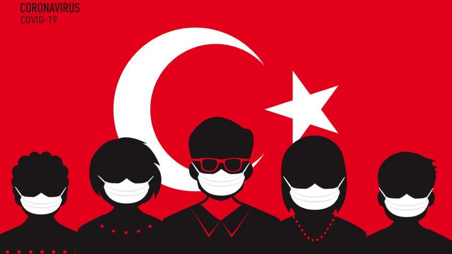 <p>&bdquo;Пълно затваряне&rdquo; в Турция заради COVID-19</p>