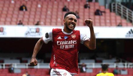 Sky: Обамеянг подписва нов договор с Арсенал