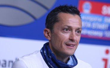 Янев: Щастлив съм, че отново съм в Миньор, има доста работа за вършене