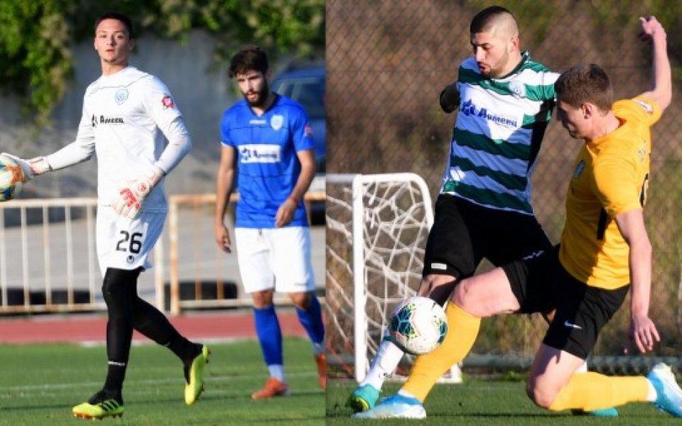Двама футболисти от представителния отбор на Черно море получиха повиквателни