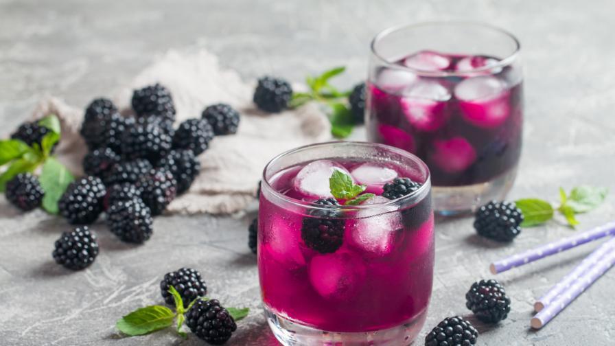 3 рецепти за напитки, с които да победите жегата