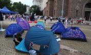 <p>Четирима протестиращи в гладна стачка, един е пред кома</p>