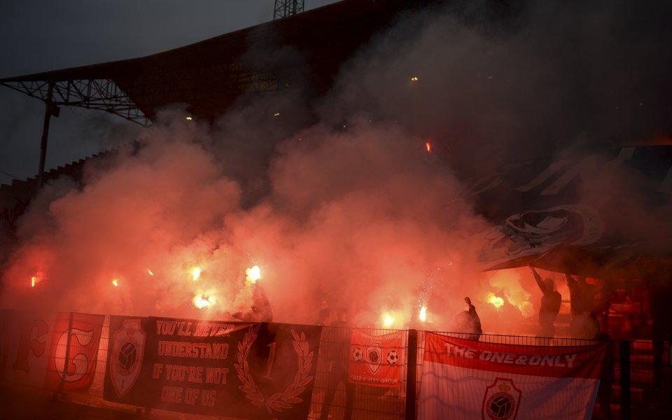 Антверп спечели Купата на Белгия след 28-годишно прекъсване