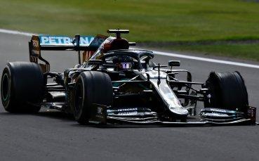 Пирели ще установи причините за спуканите гуми на Силвърстоун до утре