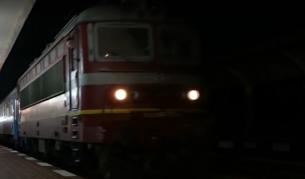 Катастрофа между пътнически влак от Варна и автомобил