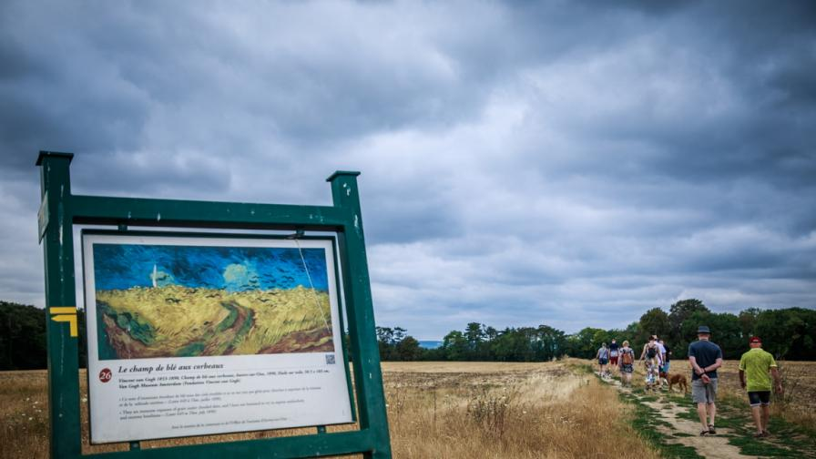 Откриха мястото, където Ван Гог рисува...