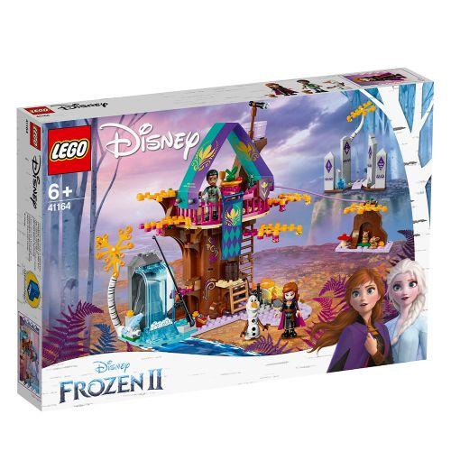 LEGO DISNEY FROZEN II Омагьосана дървесна къща