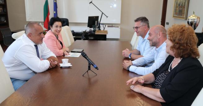 България 82,5 млн. лв. подкрепа за животновъдите Премиерът Бойко Борисов