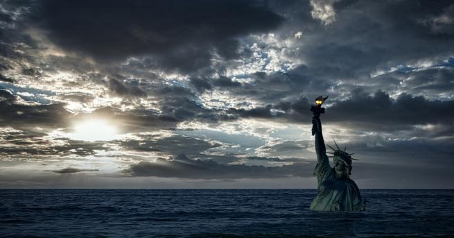 Свят Ще има нов световен потоп, вижте кога ще се