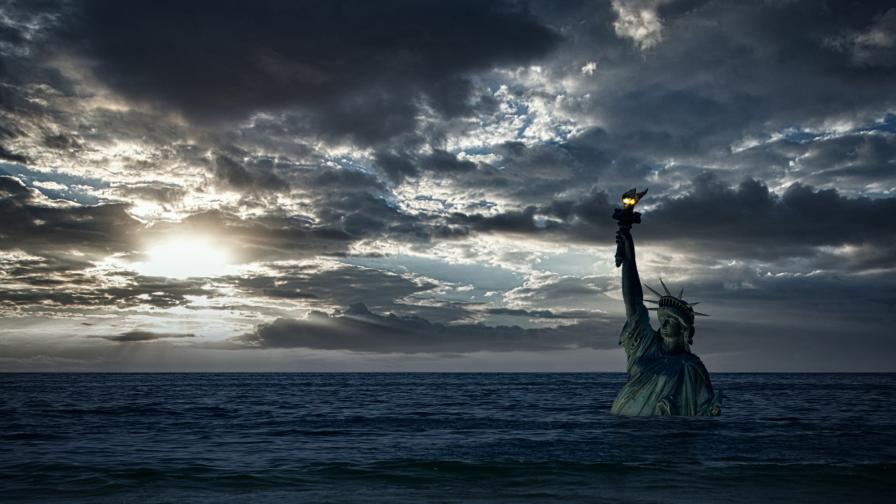 <p>Ще има нов световен потоп, вижте кога ще се случи</p>