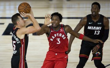 Торонто Раптърс обмисля да играе в САЩ заради пандемията