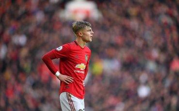 Юнайтед обвърза с голям контракт свой голям талант