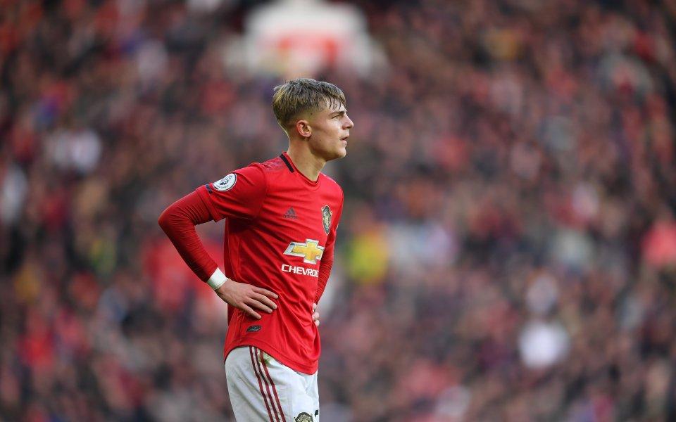 19-годишният ляв бек на Манчестър Юнайтед Брендън Уилямс подписа нов