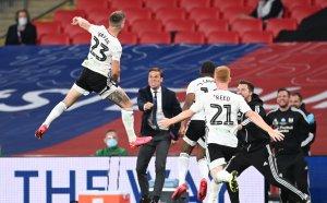 Фулъм съкруши мечтите на Брентфорд в продълженията, отново ще играе във Висшата лига!