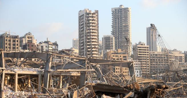Свят Има арестувани за взрива в Бейрут Повече от 18