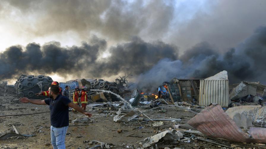Германски дипломат е сред жертвите в Ливан, те достигнаха 137 души