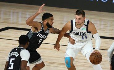 Словенец пише история в НБА