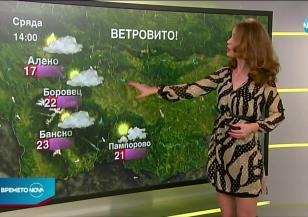 Прогноза за времето (05.08.2020 - сутрешна)