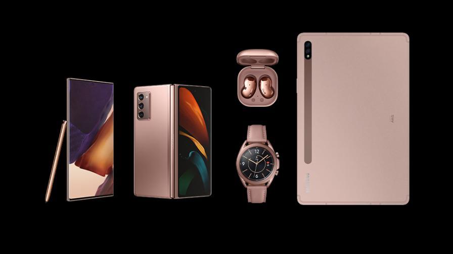 Новите устройства на Samsung