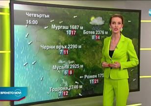 Прогноза за времето (06.08.2020 - сутрешна)