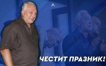 Левски поздрави Лафчис