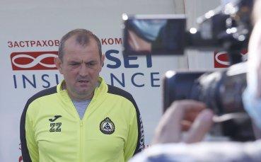 Загорчич призна: Имаме празноти в състава, може да има още напуснали
