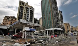 Антиправителствени протести избухнаха в Бейрут - България
