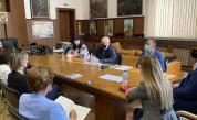 Гешев се срещна с ръководителите на окръжните прокуратури на София и Велико Търново