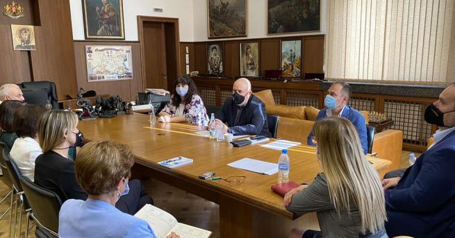 България Гешев се срещна с ръководителите на окръжните прокуратури на