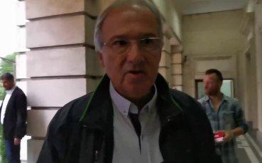 Георги Дерменджиев с коментар преди големия мач