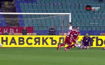 Дани Младенов удари ЦСКА за втори път