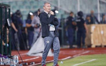 Белчев: Вкараха ни два гола от 3 атаки, чакахме ги сами да се бият
