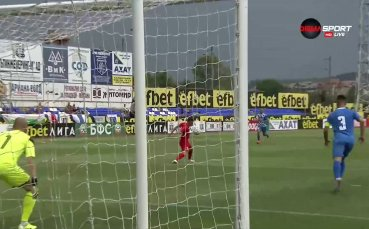Светослав Ковачев шокира Монтана с втори гол