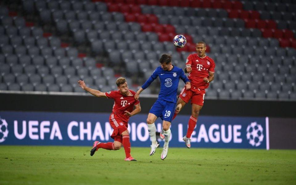 Дойде време за срещата-реванш от 1/8-финалите в Шампионска лига между