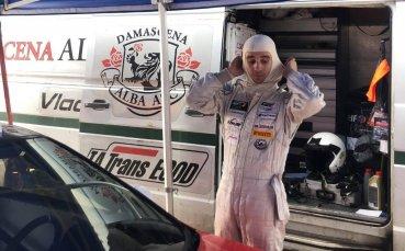Иван Влъчков с полпозишън в първия кръг на писта Енеос