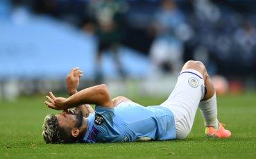 Удар за Сити преди мача с Марсилия