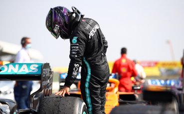 Хамилтън: Страхувах се някоя гума да не експлодира