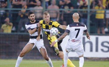 Ин-ян за Локомотив Пловдив в разбивките за Лига Европа