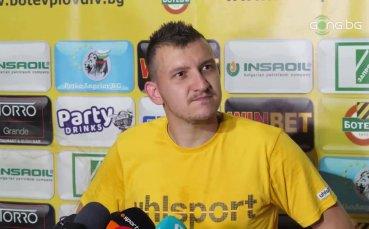Неделев посвети победата на Георги Самуилов
