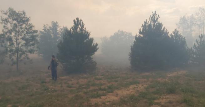 България Критична обстановка в Хасковско, 5 общини в бедствено положение