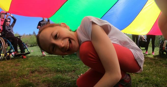 България ParaKids - как спортът носи Промяна за децата Даниела