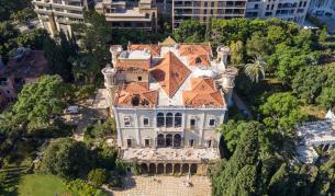 Експлозиите в Бейрут разрушиха 160-годишен дворец