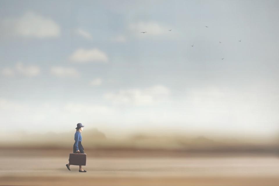 жена вдъхновеие свобода