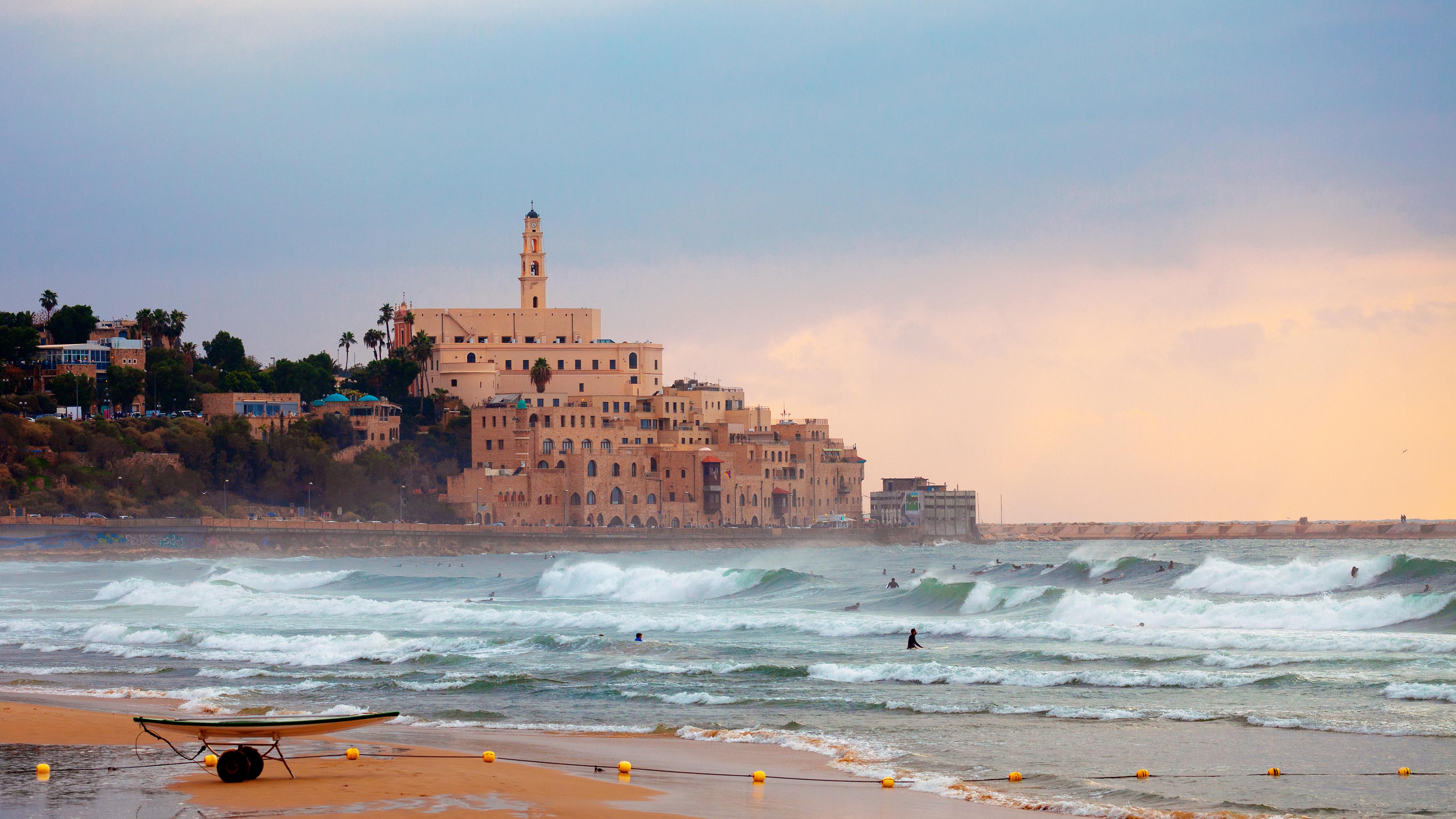 <p>Тел Авив, Израел</p>