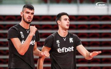 България приключи лятната си подготовка с нова победа