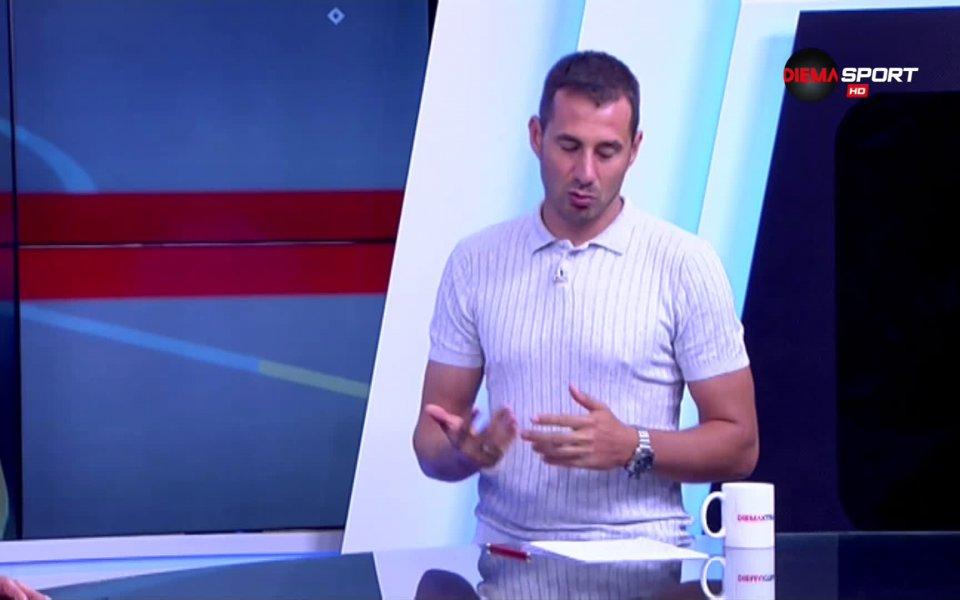 Вижте страхотното спасяване на Мартин Луков от Локомотив Пловдив при