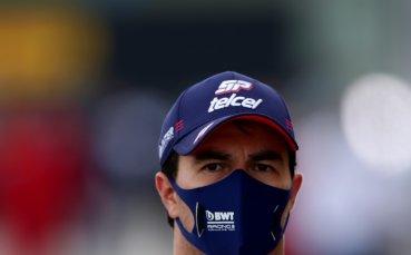Серхио Перес е излекуван, ще кара в Испания