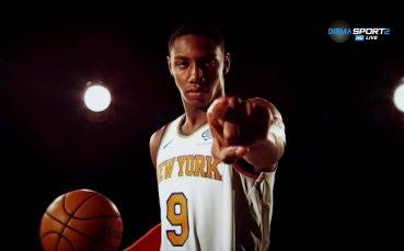 Звезда на НБА с ексклузивно интервю за DIEMA SPORT 2 (видео)