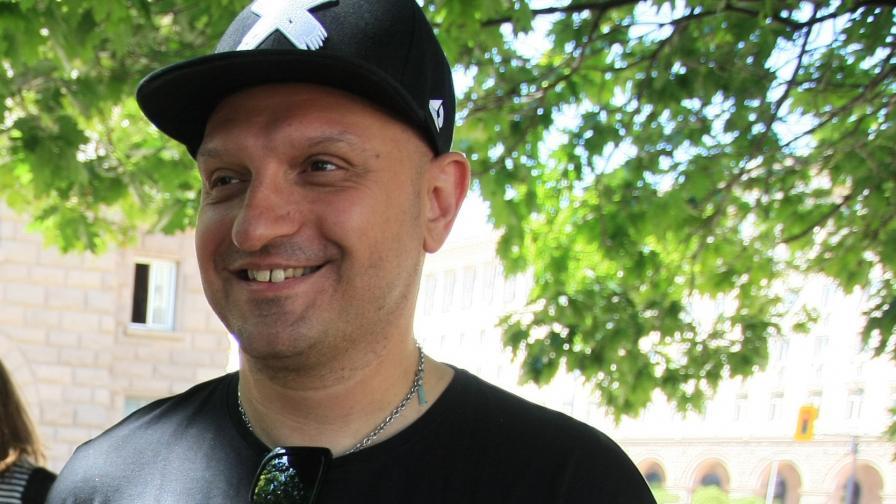 Диджей Диян Соло е болен от COVID-19